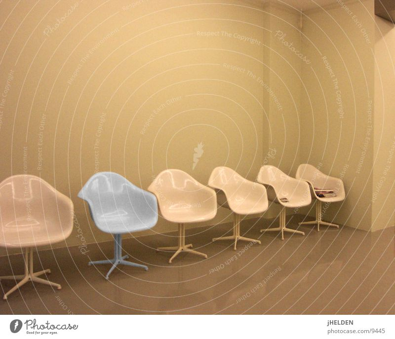 waiting room Style Design Interior design Furniture Armchair Chair Room Exhibition Culture Newspaper Magazine Train station Departure lounge Varnish Concrete