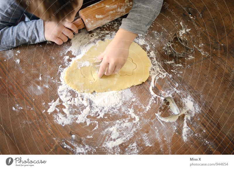 Human being Child Playing Food Leisure and hobbies Infancy Nutrition Cooking & Baking Sweet Delicious 8 - 13 years Toddler Baked goods Dough Raw Cookie