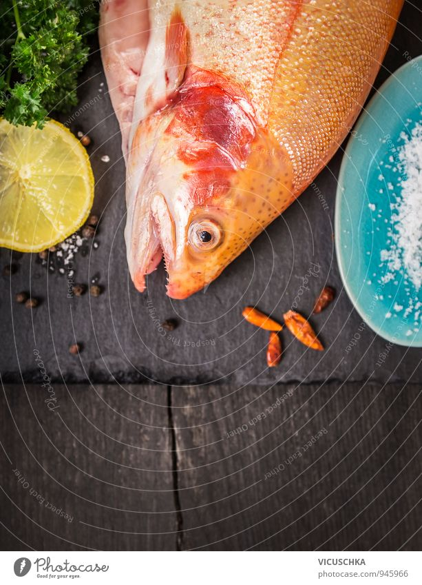 Nature Old Healthy Eating Eating Background picture Food Lifestyle Design Nutrition To enjoy Fish Kitchen Herbs and spices Vegetable Organic produce Restaurant