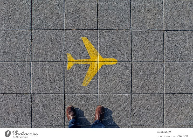 Vacation & Travel Far-off places Travel photography Art Flying Feet Signs and labeling Aviation Esthetic Airplane Wanderlust Fear of flying Airport Aircraft