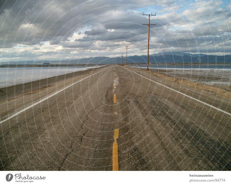 Sky Street USA Highway Americas Las Vegas Los Angeles Route 66 Death valley Nationalpark