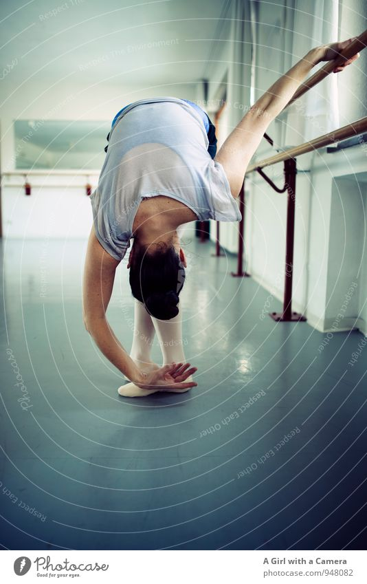 Human being Adults Feminine Elegant Body Dance Thin Athletic Ballet Graceful Ballerina 30 - 45 years