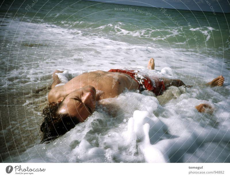 Water Ocean Beach Coast Dangerous Drown Stranded Flotsam and jetsam