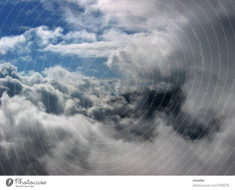 Sky White Blue Black Clouds Gray Wind Weather Flying Tall Transience Washed out Blown away