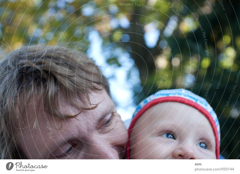 Human being Child Nature Man Adults Life Emotions Love Playing Happy Moody Head Family & Relations Leisure and hobbies Contentment Infancy