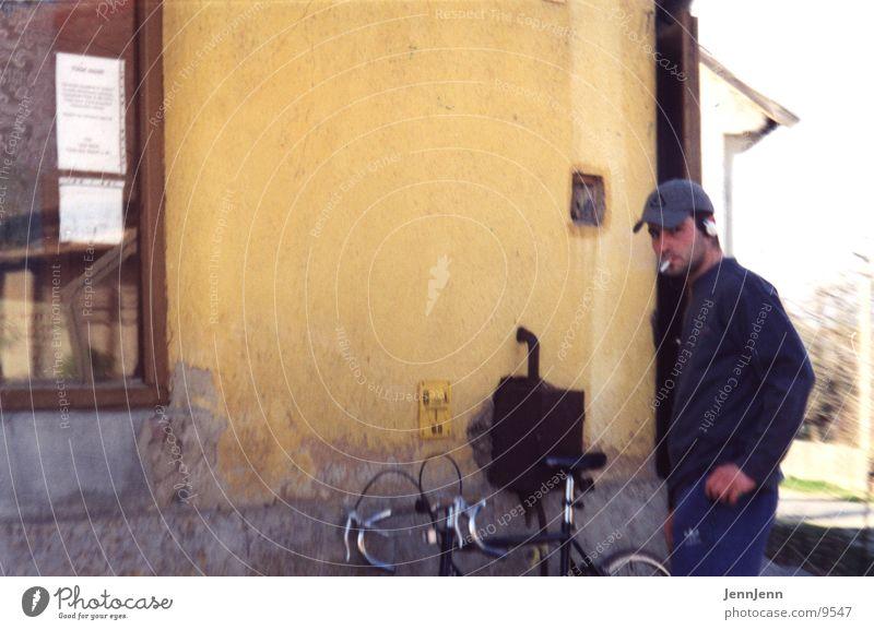 Human being Man Smoking Cigarette Hungarian