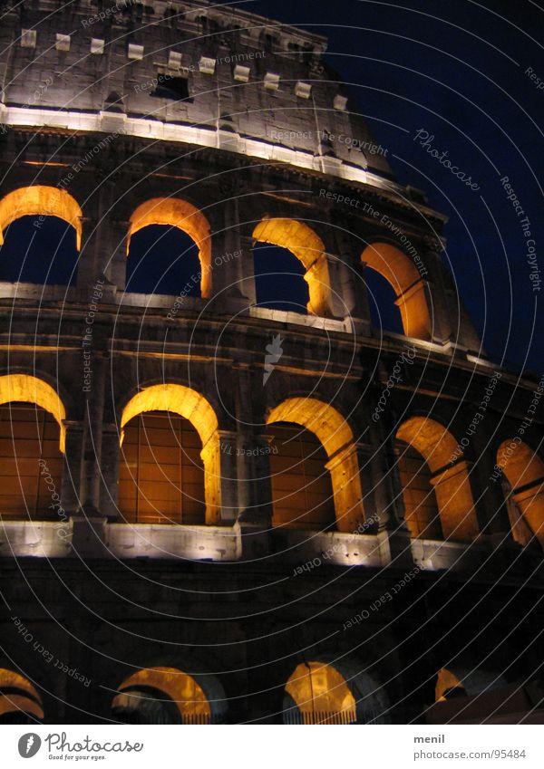 Old Art Italy Monument Ruin Landmark Rome Tourist Attraction Arena Colosseum