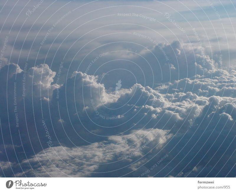cloud play Airplane Clouds