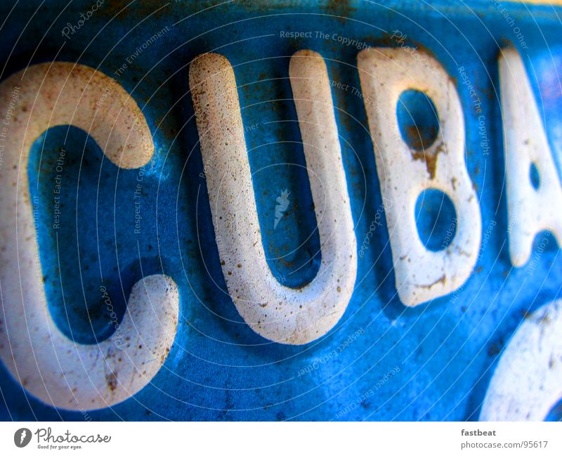 Cuba South America