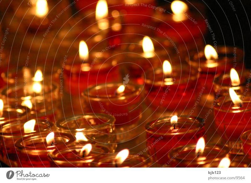 sacrificial candles Candle Obscure sacrificial light Light Religion and faith