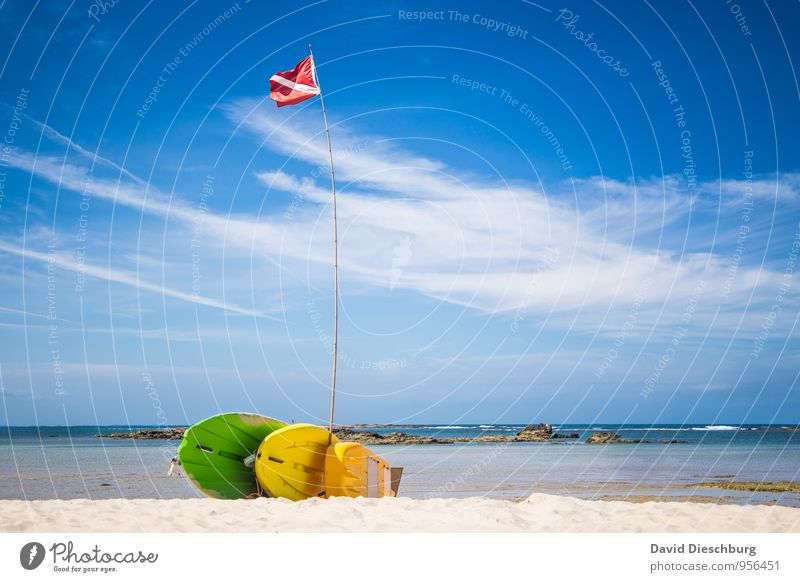 Where is Mr. Hazelnut? Vacation & Travel Far-off places Summer vacation Sunbathing Nature Water Sky Clouds Beautiful weather Waves Coast Beach Ocean Island Blue