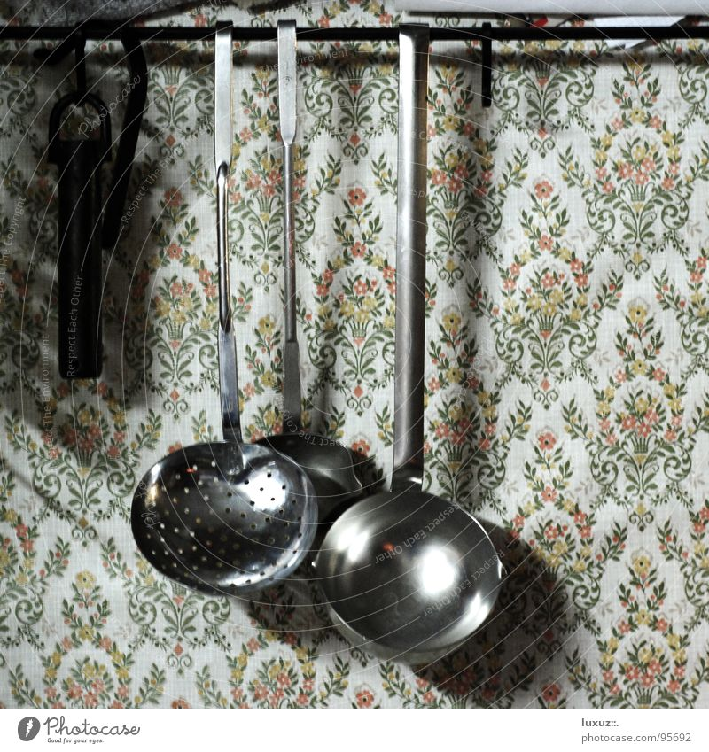slow food Kitchen Cooking Wallpaper Deities Spoon Pattern Meal Culinary Slow food eyed Vintage Relaxation granny wallpapers Wait Nutrition deceleration