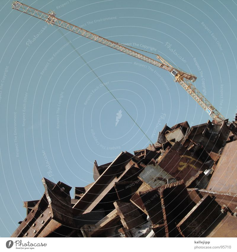 Sky Old Berlin Germany Places Cleaning Roof Past New Attachment Castle Derelict Middle Monument Construction Dome
