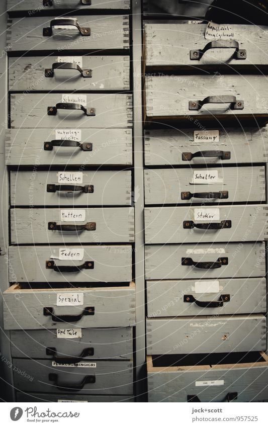 Gray Think Arrangement Design Open Authentic Closed Retro Logistics Planning Many Tradition Word Storage Collection Sharp-edged
