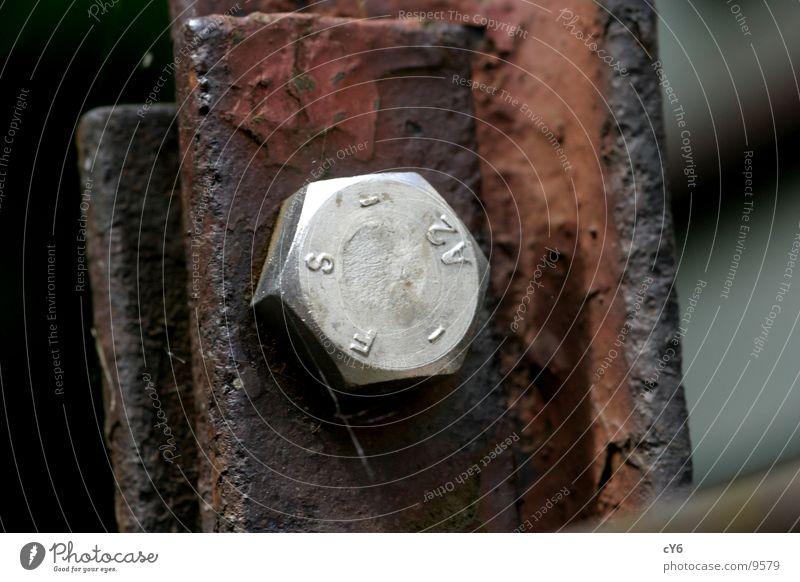 Metal Things Rust Screw