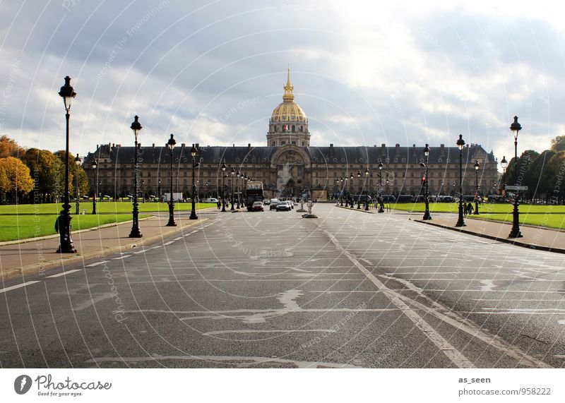 Hôtel des Invalides Vacation & Travel Tourism Sightseeing Architecture Paris Capital city Downtown Church Dome Palace Manmade structures Building Facade