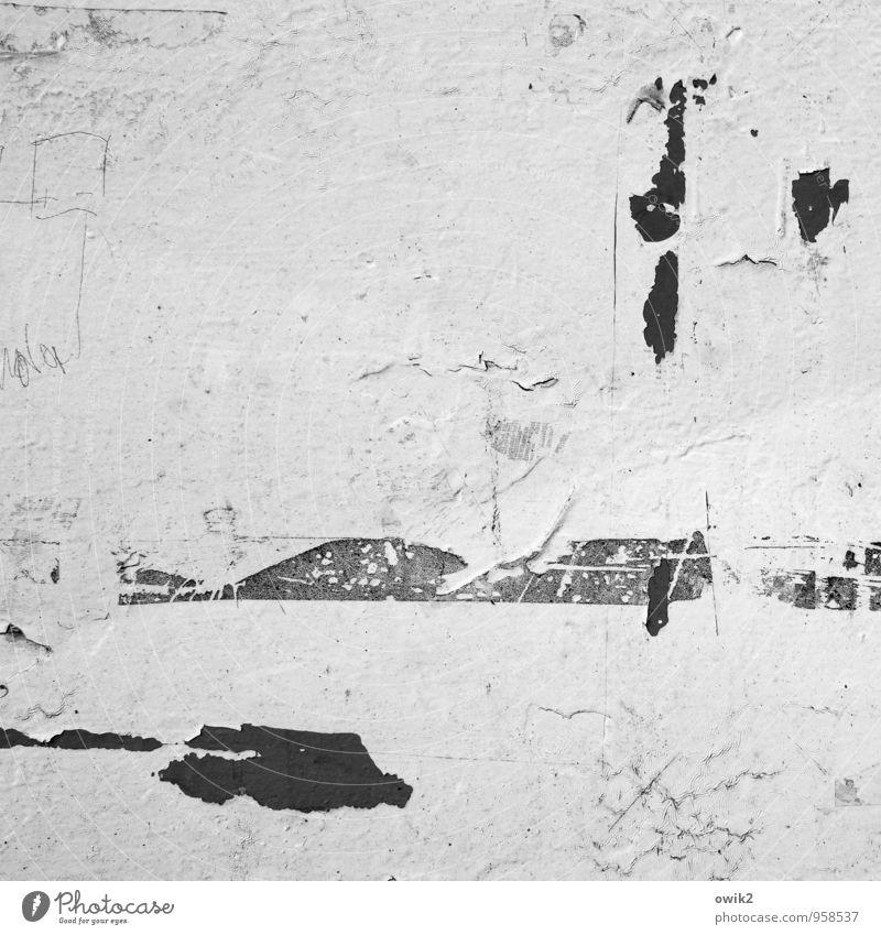 Small Line Gloomy Copy Space Simple Thin Near Patch Crack & Rip & Tear Minimalistic Few Work of art