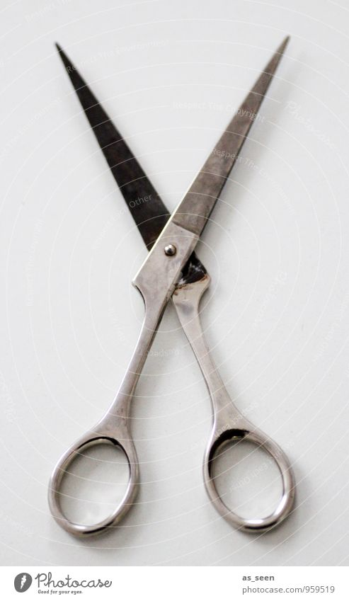 X Leisure and hobbies Playing Parenting Education Science & Research Kindergarten Study Hairdresser Art Scissors Metal Sign Lie Esthetic Authentic Exceptional