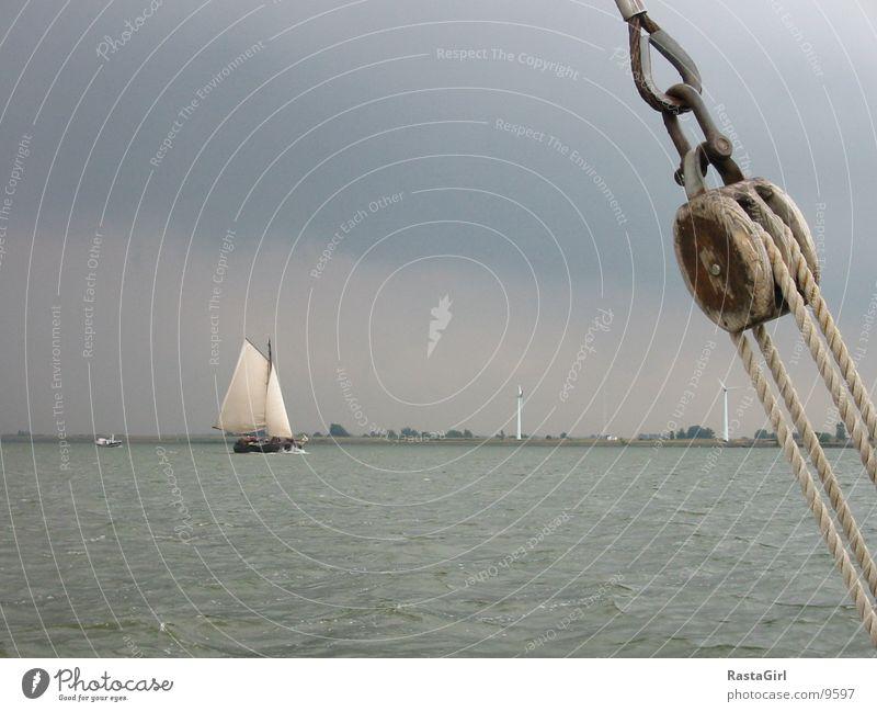 sailing 2 Vantage point Watercraft Gale Navigation