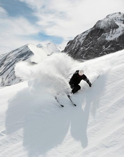 Nature White Joy Winter Sports Cold Snow Relaxation Mountain Freedom Happy Wind Electricity Skiing Dangerous