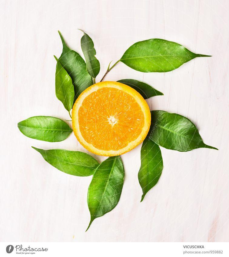 Nature Green White Leaf Yellow Wood Food Lifestyle Orange Leisure and hobbies Fruit Design Orange Fresh Nutrition Table