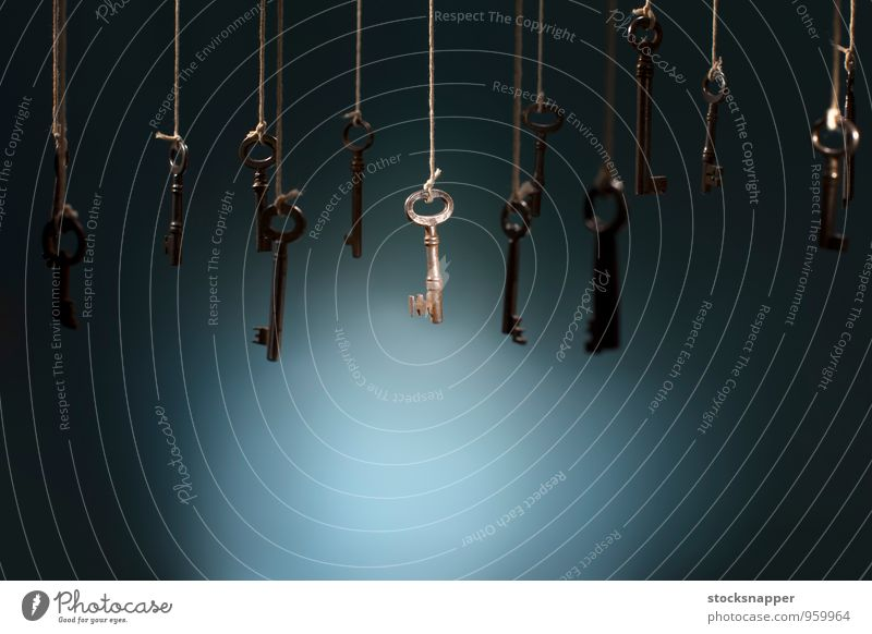 The Key Old Multiple Uniqueness String Concepts &  Topics Many Hang Conceptual design Alternative Object photography Selection Hanging