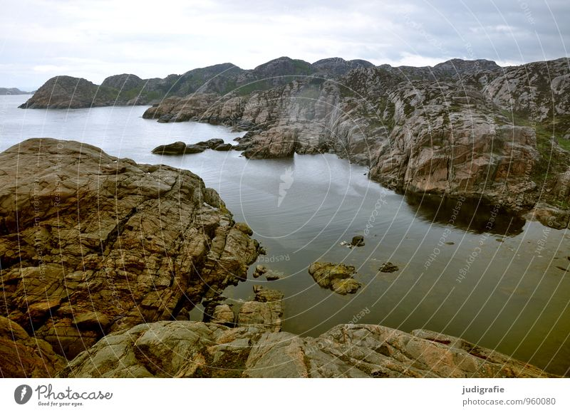 Nature Vacation & Travel Water Ocean Landscape Environment Coast Natural Rock Wild Climate Norway Fjord