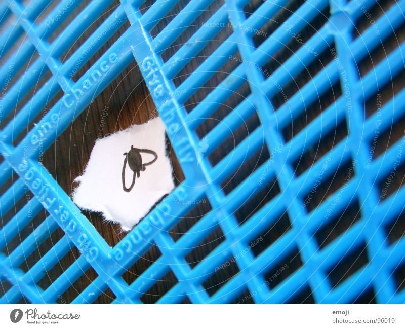 Chances of survival II Survive Life Live Funny Grid Joy Fly Death dead fun slap swatter Piece of paper Blue