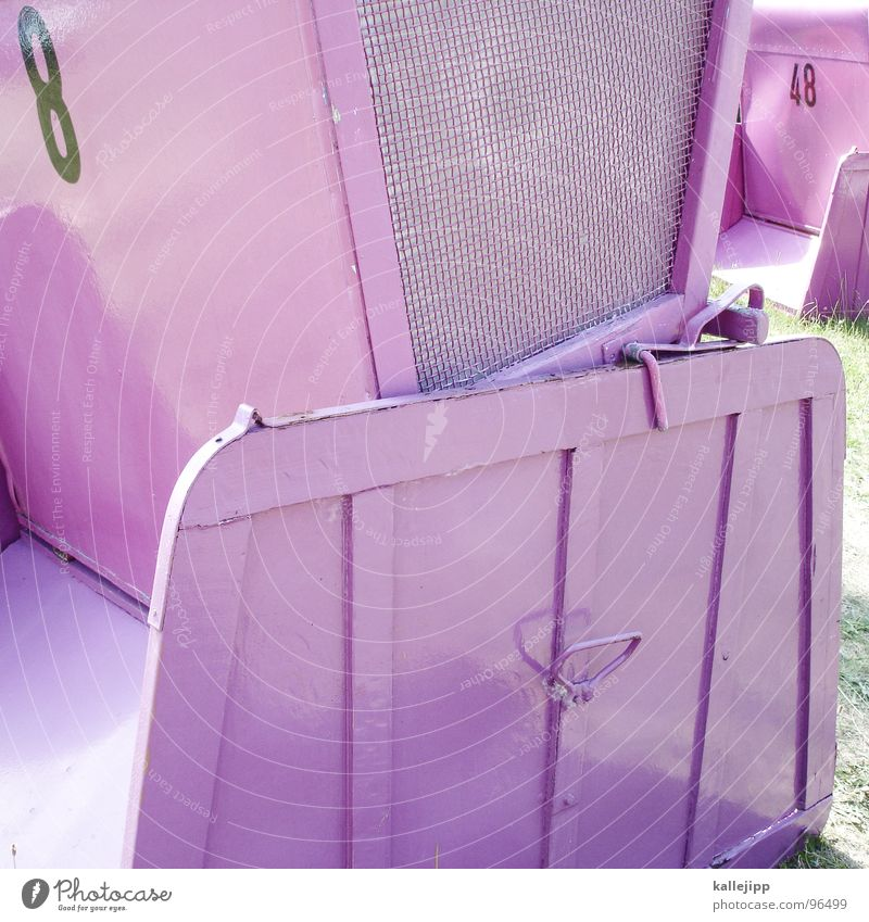 Beach Vacation & Travel Relaxation Lake Brown Pink Free Lawn Floor covering Leisure and hobbies Digits and numbers Sunbathing Typography 8 Beach chair Basket