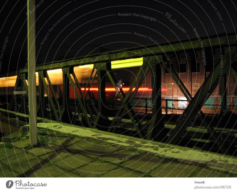 Information sources on halogen Grass Light Lamp Platform Socket Cobblestones Blue-green-purple Train station Pole Ostkreuz Chimney