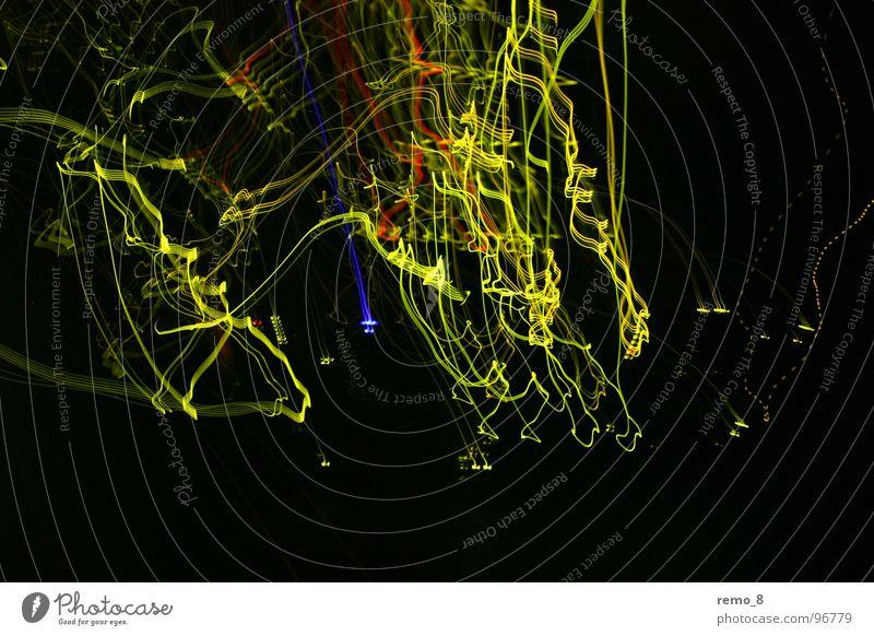 IT confused warr Small room Dark Blur Long exposure Electricity Neon light Flashy Awareness Art Interior shot Photo laboratory Media Dynamics Light fuck