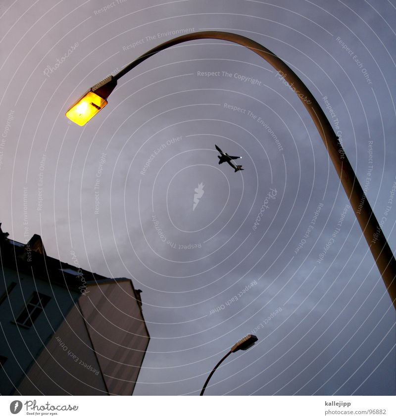 flying moths in the light... Lantern Lamp Street lighting Glow Illuminate Moth Light House (Residential Structure) Wall (building) Airplane Beginning Transport