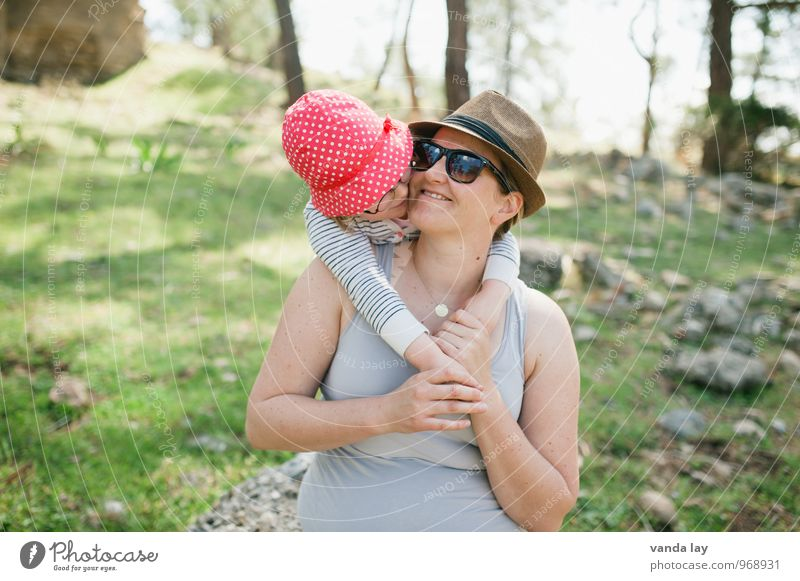 Human being Woman Child Vacation & Travel Youth (Young adults) Young woman Girl Adults Life Love Playing Laughter Family & Relations Together Leisure and hobbies Infancy