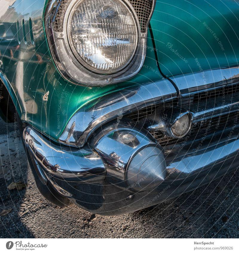 brooklyn bridge New York City Downtown Tourist Attraction Brooklyn Bridge Vehicle Car Old Esthetic Retro Beautiful Green Vintage car Chevrolet Chrome