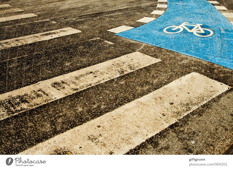 Blue Town Street Lanes & trails Going Transport Signs and labeling Cycling Symbols and metaphors Asphalt Driving Stop Downtown Traffic infrastructure