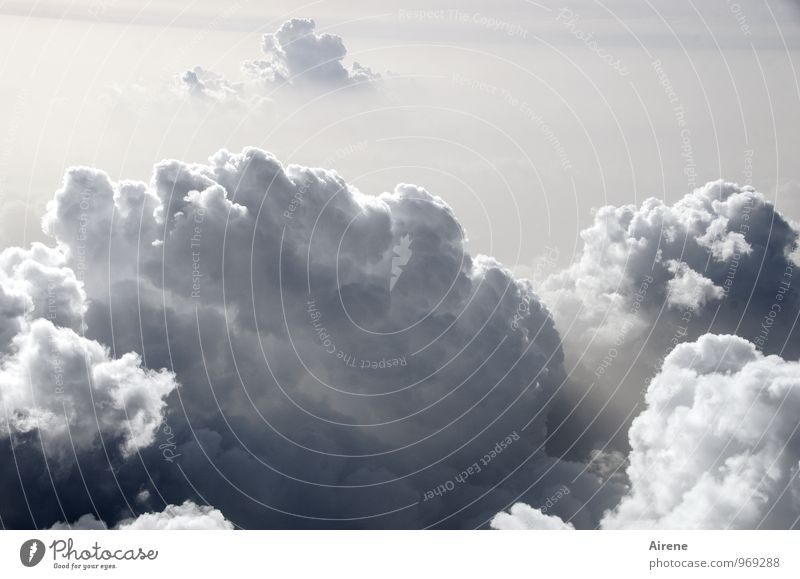 Sky Nature Clouds Air Aviation Threat Elements
