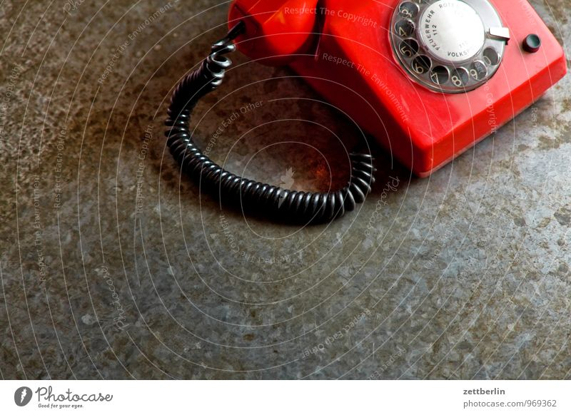 Red Communicate Copy Space Telecommunications Telephone Cable Contact Connection To call someone (telephone) Receiver Rotary dial Emergency call Free-standing telephone Telephone number Helix cable