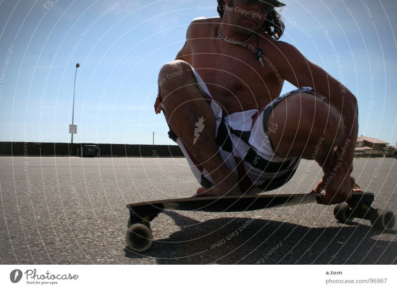 Sun Ocean Summer Joy Beach Sports Playing Coast Skateboard Key Parking lot Musculature Coil Seignosse