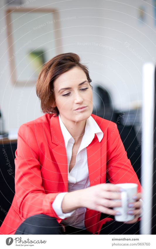 Calm Sadness Feminine Style Moody Dream Business Office Modern Future Break Might Hope Planning Desire Concentrate