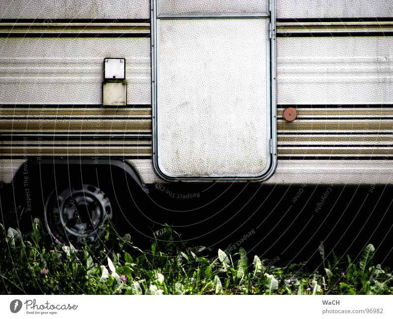 Vacation & Travel Summer Beach Relaxation Freedom Leisure and hobbies Transport To enjoy Camping Summer vacation Well-being Netherlands Hippie Fireplace Caravan Camping site