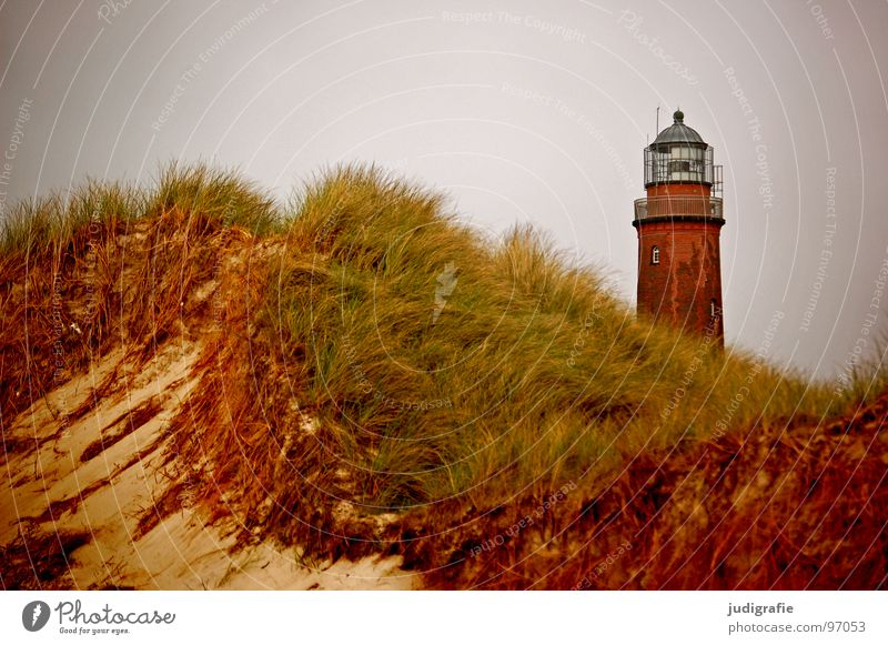 Sky Ocean Beach Vacation & Travel Colour Relaxation Grass Lake Sand Landscape Air Coast Tower Beach dune Lighthouse Baltic Sea