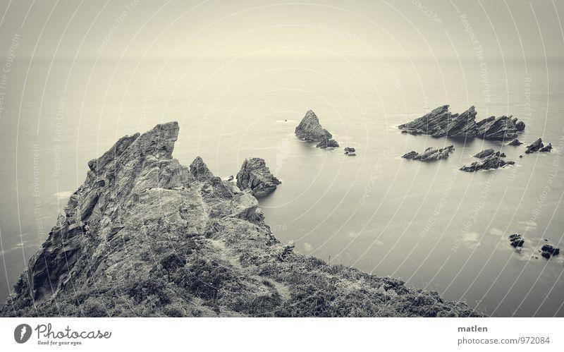 Sky Nature White Water Ocean Landscape Black Coast Rock Horizon Cliff Prongs Reef