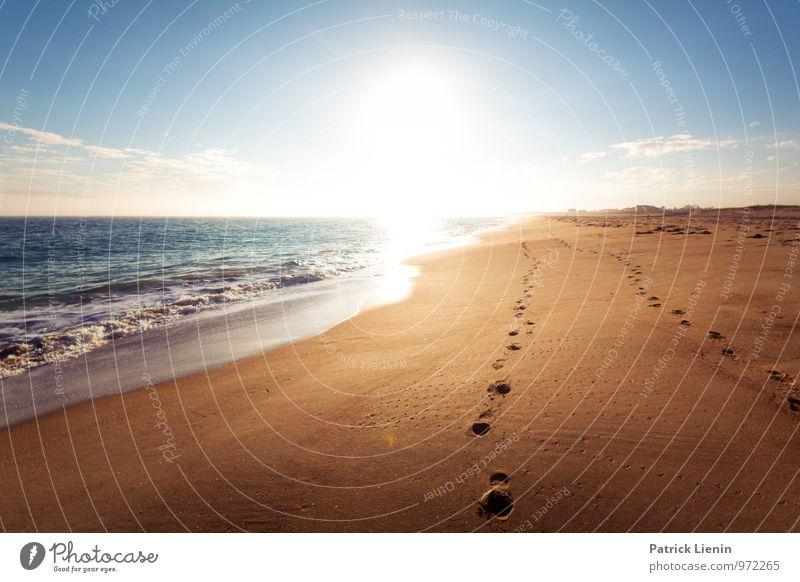 november sun Wellness Life Harmonious Well-being Contentment Senses Relaxation Calm Meditation Sun Sunbathing Beach Ocean Island Waves Environment Nature