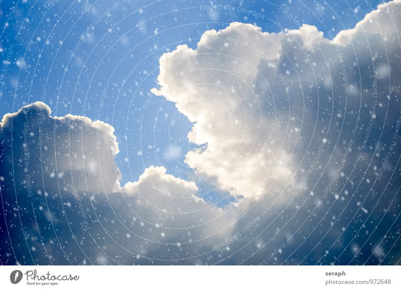 Sky White Clouds Winter Cold Snow Background picture Feasts & Celebrations Snowfall Ice Weather Wind Frost Seasons Frozen Cumulus