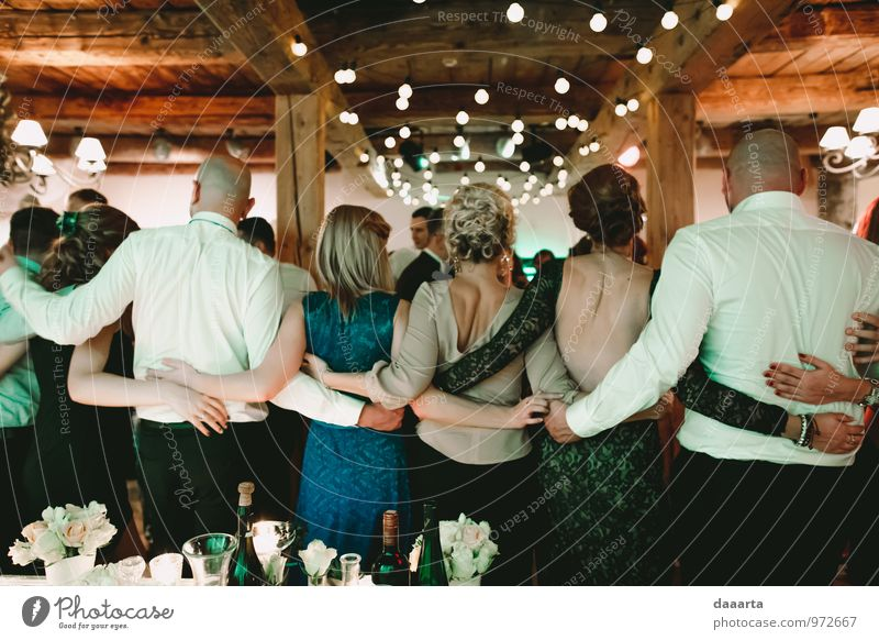 all together Lifestyle Luxury Elegant Style Design Joy Leisure and hobbies Playing Adventure Freedom Night life Party Event Feasts & Celebrations Dance Wedding