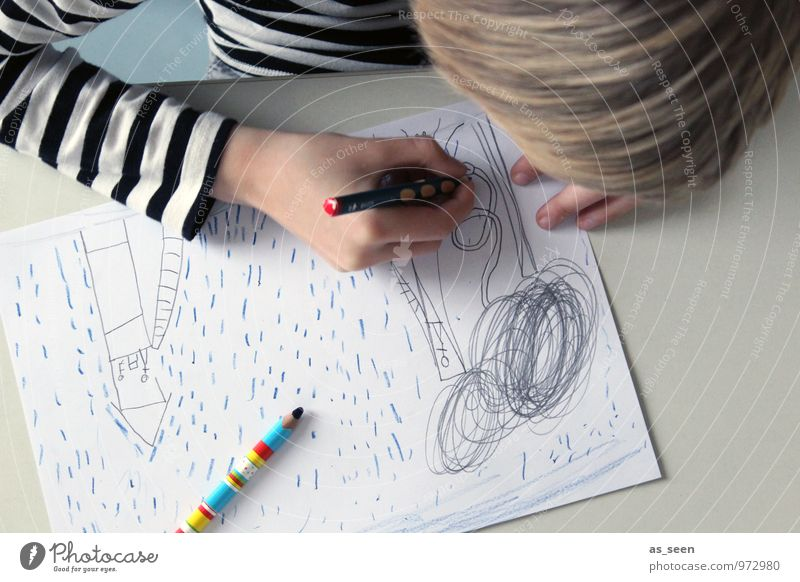 Human being Child Colour White Hand Black Life Boy (child) Hair and hairstyles Bright Art Contentment Authentic Blonde Infancy Table