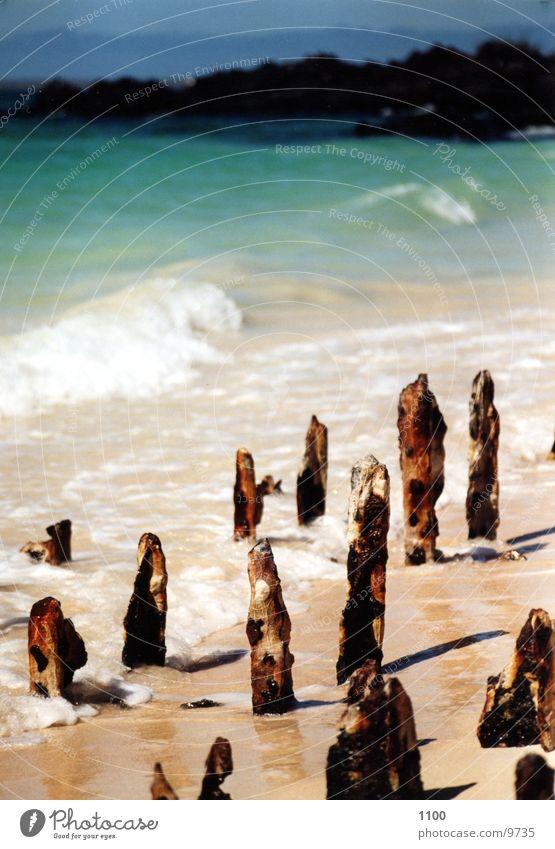 Water Old Sun Ocean Blue Beach Lake Island Derelict Rust Column