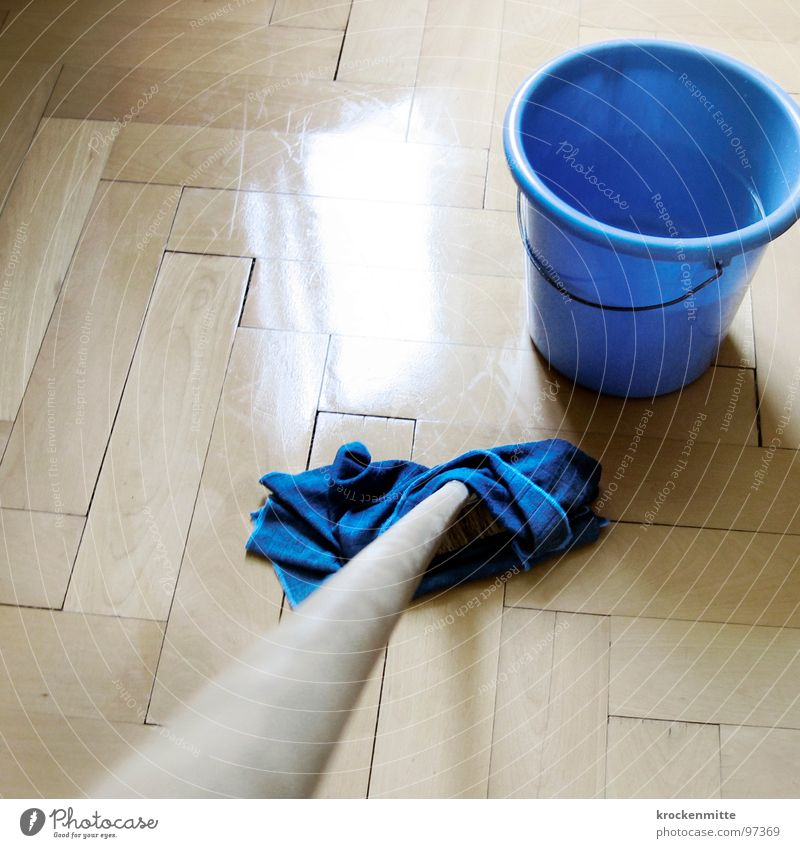 Water Blue Work and employment Wood Wet Floor covering Clean Pure Cleaning Tile Damp Effort Parquet floor Household Bleak Column