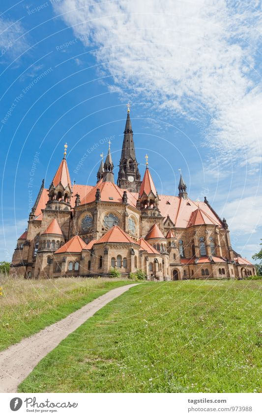 Nature Vacation & Travel Summer Relaxation Landscape Travel photography Architecture Natural Building Religion and faith Germany Idyll Tourism Hiking Church