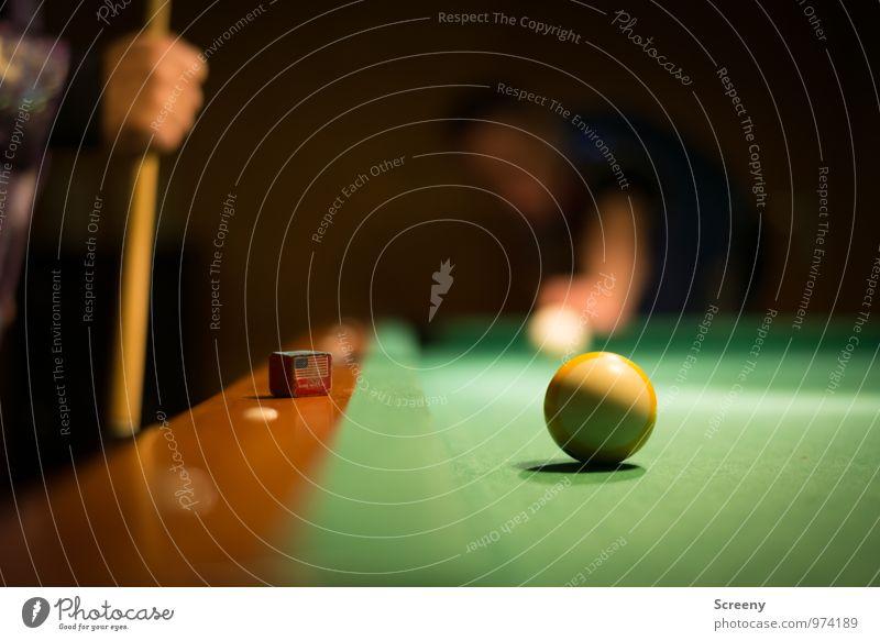 Green White Hand Joy Yellow Sports Playing Leisure and hobbies Round Self-confident Chalk Optimism Pool (game) Queue Pool billard Billard bowle
